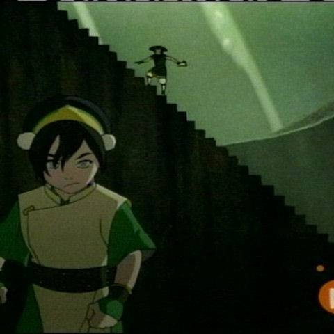 Why did toph get mad at the Earth Rumble 6? - The Avatar ...