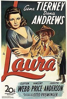 In the 1944 movie Laura who played Mark