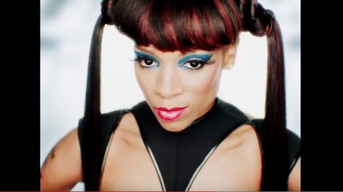 "Who played as Lisa ""Left-Eye"" Lopes in the VH1 movie ""CrazySexyCool: The TLC Story""."