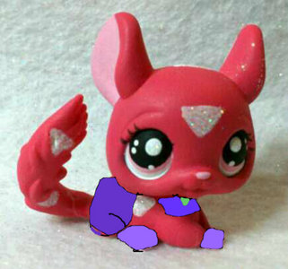 who is this lps winx club pet