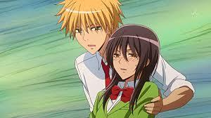 What episode does Misaki act like she's drunk?