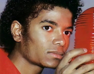 "Who sang the lead vocals in MJ's song ""Muscles""?"