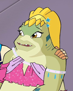 What episode did Chimera turns Stella into a monster ?