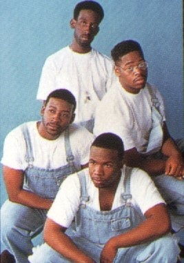 "Who is this ""'90's"" R&B vocal group"