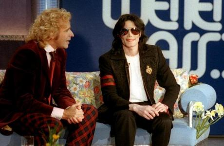 In what 年 did Michael appear on this German TV show?