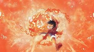 What special attack does Luffy use that includes fire????????????