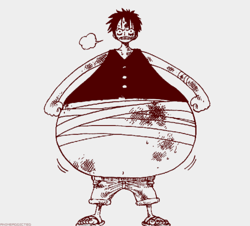 When did Mizu Luffy appear?