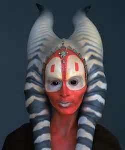 what species is shaak ti?