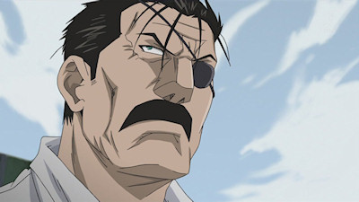 FMA Brotherhood: Who does Wrath kill on the Promised Day?