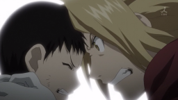 FMA Brotherhood: Who ends up coming back to help Ed finish off Pride?