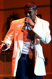 Singer, Ginuwine, also cited Michael Jackson as one of his early vocal influences