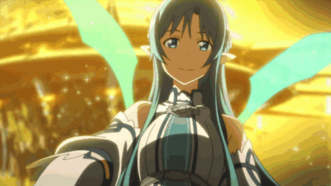 What name character Asuna in ALfheimOnline?
