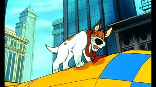 "What singer/songwriter provided the voice of Dodger in the 1988 Disney cartoon, ""Oliver And Company"""
