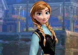 Who voiced Anna?