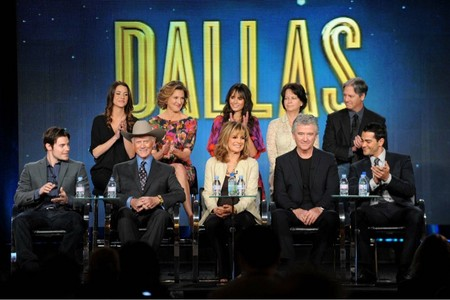 How many actors from the new Dallas appeared on Desperate Housewives?