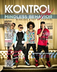 Which One Of These Answers Relates To Mindless Behavior Names?