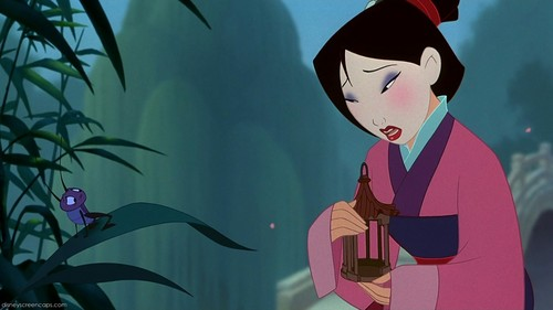 "Mulan was originally going to be a straight-to-video film titled, ""China Girl"""