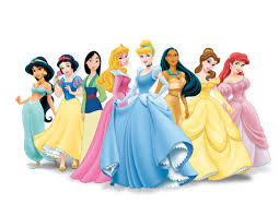 How many princesses have two names in their movie?