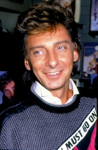 Barry Manilow was a featured performer in a musical tribute to Michael at the 1984 American Music Awards