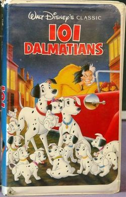 "What year was the Disney cartoon ""101 Dalmatians"", released"