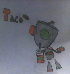 Who created Taco? (Sulflex's SIR unit)