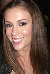 """With which of her former real-life flames did Alyssa Milano co-star with in """"Lady and the Tramp 2: Scamp's Adventure""""?"""
