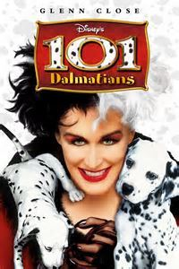 "In what year was the live-action ""101 Dalmatians"" with Glenn Close, Joely Richardson, Jeff Daniels, and Hugh Laurie released?"