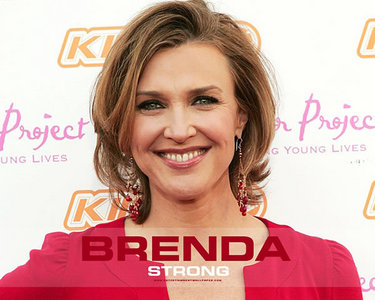 How many episodes was Brenda Strong/Mary Alice actually physically in?