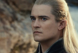 DOS - T/F: Legolas admitted Tauriel's statement that Kili is quite tall for a dwarf.