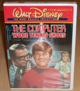 """Who portrayed the villain in the 1969 Disney film, """"The Computer Wore Tennis Shoes"""""""