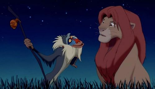 """Who provide the voice of the baboon in the 1994 Disney cartoon, """"The Lion King"""""""