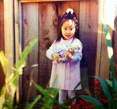 When Krystal was born?