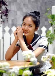 Krystal graduated in ____ High School