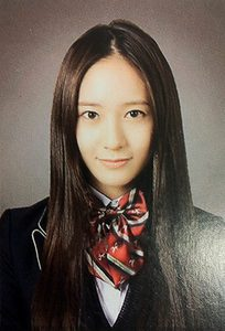 Krystal is currently studying in ____ University