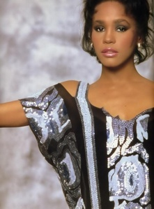 "As a model, Whitney was the first black fashion model to appear on the cover of the December issue of ""Seventeen"" magazine back in 1981"