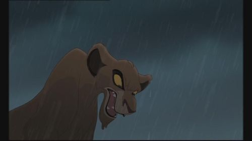 "When Vitani said to Nala at the war,""Where's your pretty daughter Nala?"" what did she mean to that?"