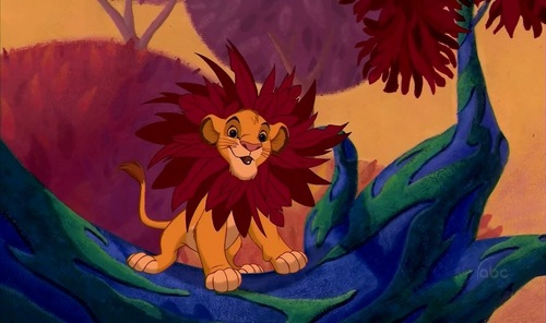 "Why did Simba sung,""I just can't wait to be king""?"