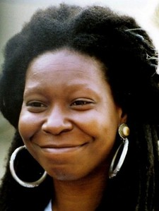 What is Whoopi Goldberg's birth name?
