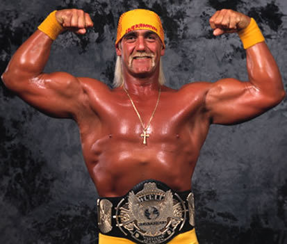 What is Hulk Hogan's birth name?