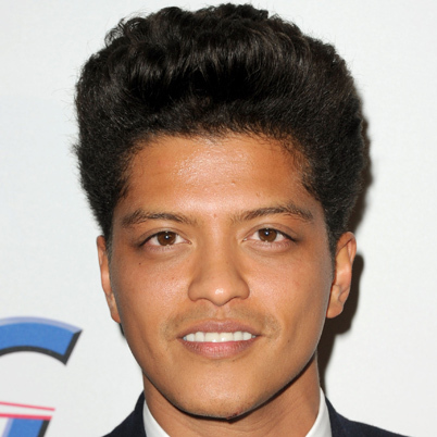 What is Bruno Mars birth name?