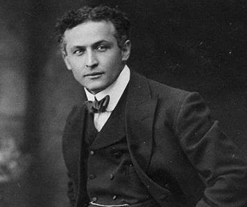 What is Harry Houdini's birth name?