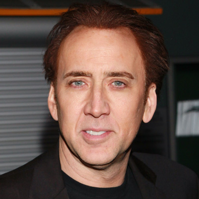 What is Nicolas Cage's birth name?