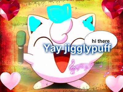 Why is jigglypuff pink?