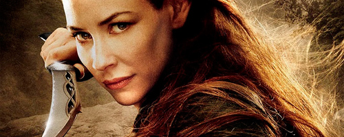 DOS - What was the original name for Tauriel?