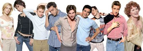 What is the name of Gale's character in Queer as Folk?
