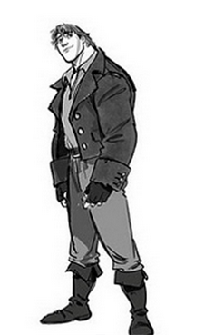 EASY: This is the concept art of which disney prince?
