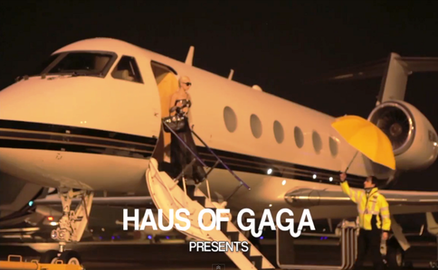 Which song featured in Gagavision 45?