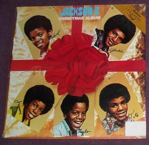 What 년 was the Jackson 5 크리스마스 album released
