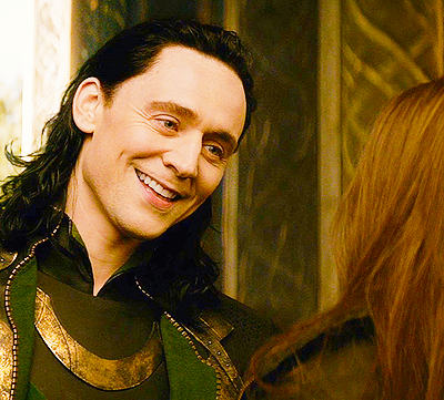 What did Loki say after Jane punched him?