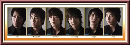 Who is the leader of Shinhwa?